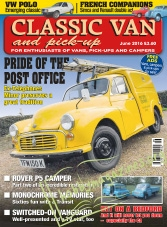 Classic Van & Pick-up – June 2016