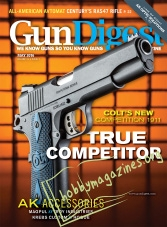 Gun Digest – May 2016