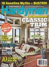 The Family Handyman – June 2016