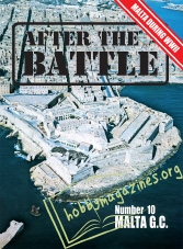 After the Battle 010 : Malta G.C.