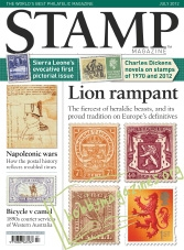 Stamp Magazine - July 2012