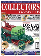 Collectors Gazette - March 2013