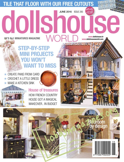 Dolls House World – June 2016