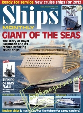 Ships Monthly - January 2012