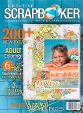 Creative Scrapbooker – Summer 2016