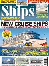Ships Monthly – July 2016