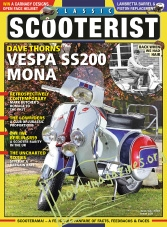 Classic Scooterist – June/July 2016