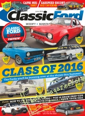 Classic Ford – June 2016