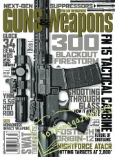 Guns & Weapons for Law Enforcement - June/July 2016
