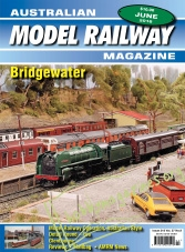 Australian Model Railway - June 2016