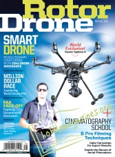 RotorDrone – May/June 2016