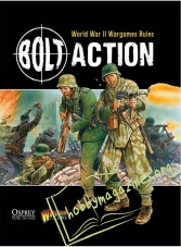Bolt Action : World War II Wargames Rules