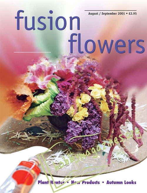 Fusion Flowers Iss.01