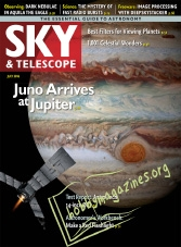 Sky & Telescope - July 2016