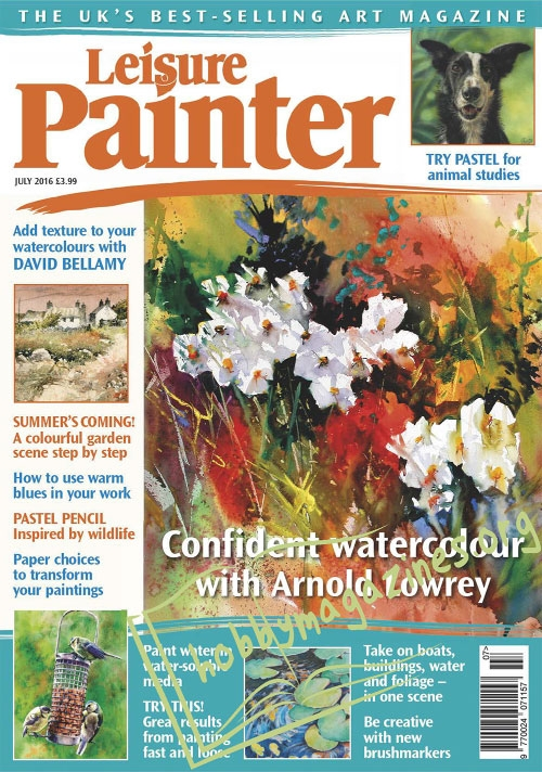 Leisure Painter - July 2016