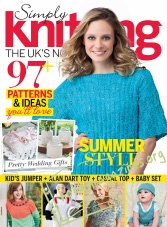 Simply Knitting – July 2016
