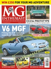 MG Enthusiast – July 2016