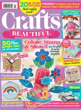 Crafts Beautiful — July 2016