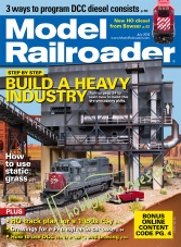 Model Railroader — July 2016