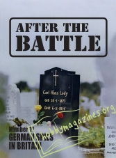 After the Battle 011 : German Spies In Britain
