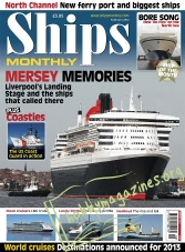 Ships Monthly - February 2012
