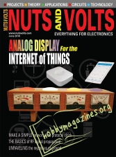 Nuts and Volts - June 2016