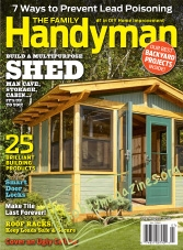 The Family Handyman – July/August 2016