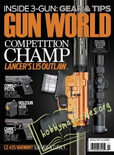 Gun World – July 2016
