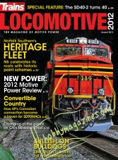 Trains Special - Locomotive 2012
