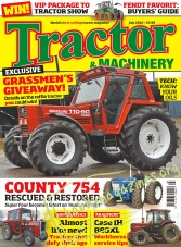 Tractor & Machinery – July 2016
