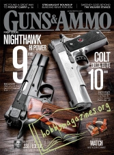 Guns & Ammo – July 2016