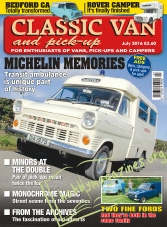 Classic Van & Pick-up – July 2016