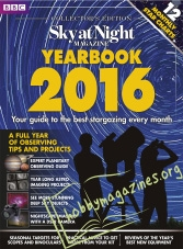 Sky at Night – Yearbook 2016