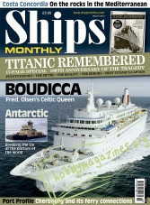 Ships Monthly - March 2012