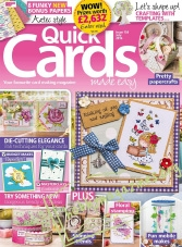 Quick Cards made easy - July 2016