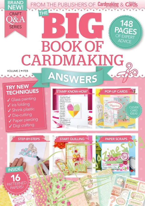 Big Book of Cardmaking
