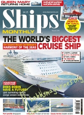 Ships Monthly – August 2016