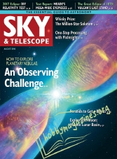 Sky & Telescope - August 2016