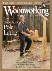 Popular Woodworking 226 – August/September 2016