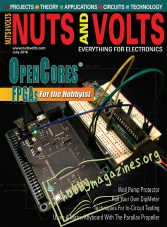 Nuts and Volts – July 2016