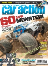 Radio Control Car Action – August 2016