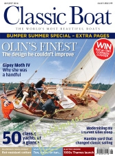 Classic Boat – August 2016