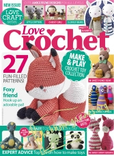 Love Crochet – June 2016