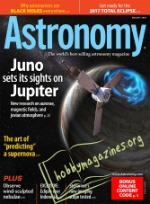 Astronomy – August 2016