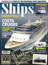 Ships Monthly - April 2012