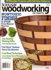 ScrollSaw Woodworking & Crafts 064 - Fall 2016