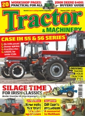 Tractor & Machinery – August 2016