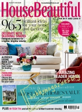 House Beautiful - August 2016