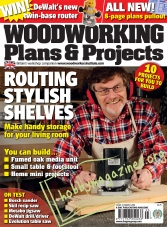 Woodworking Plans & Projects - March 2011