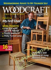 Woodcraft Magazine - August/September 2016